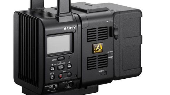 索尼推出NEX-FS700CK 4K升级方案