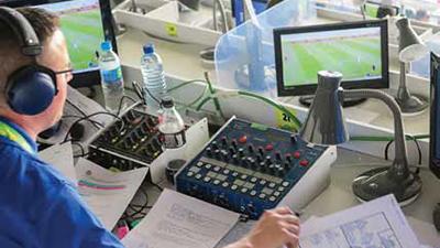 巴西世界杯推进音频创新