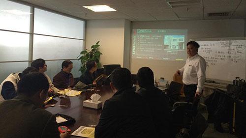 LYNX Technik AG在深圳广播电影电视集团举办技术交流