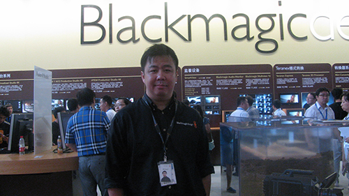Blackmagic Design产品闪耀BIRTV 2015