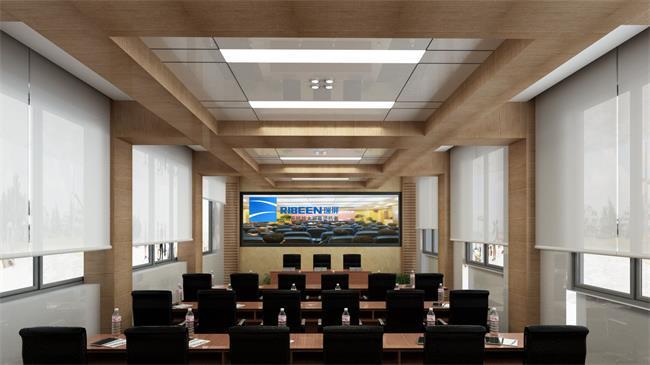 激光无拼接大屏幕成视频会议室优质解决方案