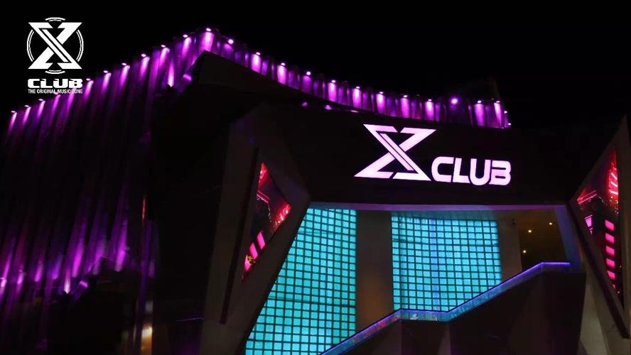 英国FFA功放带您感受上海X-Club高端狂野Party