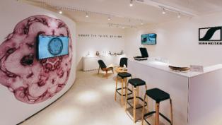 巴塞尔艺术展香港展会- Sennheiser为您呈献声音艺术的未来