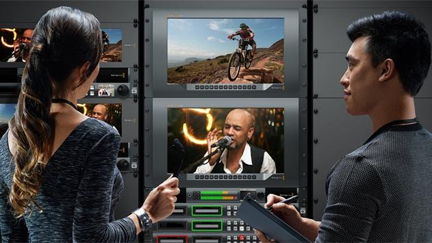 Blackmagic Design下调两款SmartView广播级监视器价格
