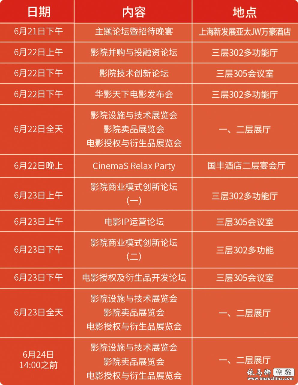 聚焦CinemaS 2017十大议题 - 电影中国 - 依马狮传媒旗下品牌