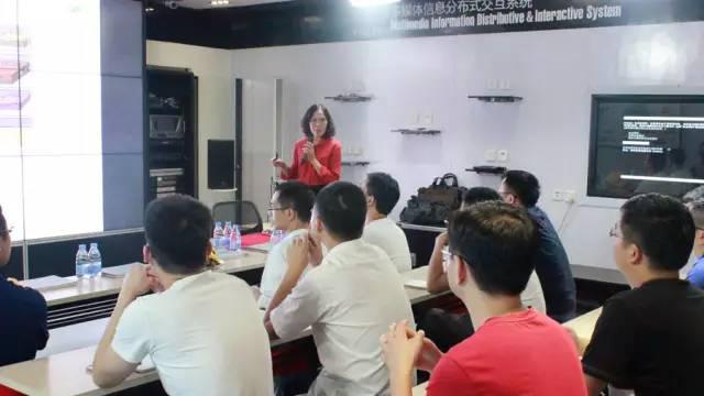 大咖驾到!彭教授与东微共话音视频行业发展未来