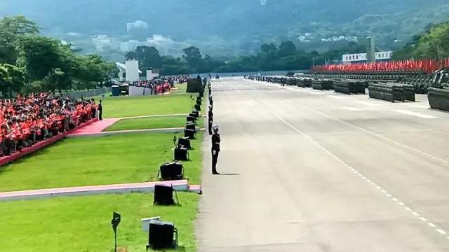 哈曼专业音频解决方案光荣献礼香港回归20周年阅兵式