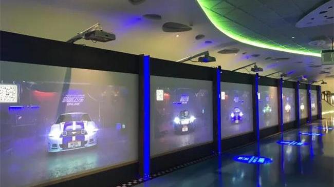 惊艳!腾讯+DET+上海中心,强强联手,共同打造真实极品飞车