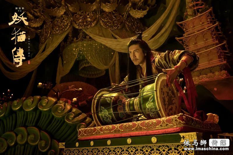 四个关键词解读《妖猫传》,为何它不是《无极》升级版 - 电影中国 - 依马狮传媒旗下品牌