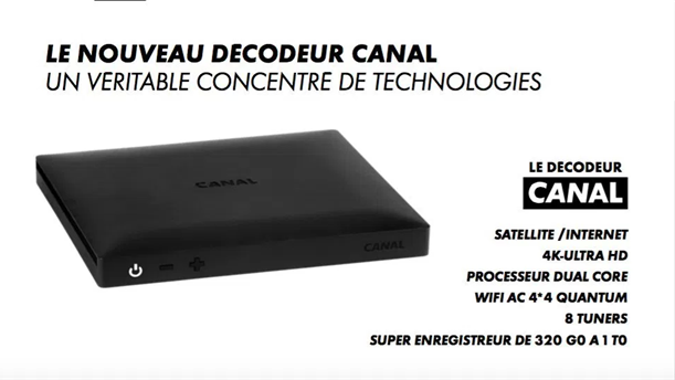 Canal+迈向UHD
