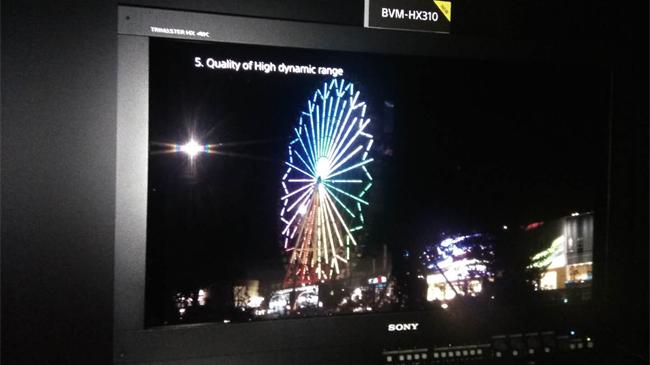 索尼推出新型4K HDR基准监视器——新品牌TRIMASTER HX问世