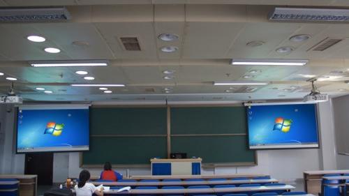 为教学加点料!NEC教育投影机实力进军人民大学