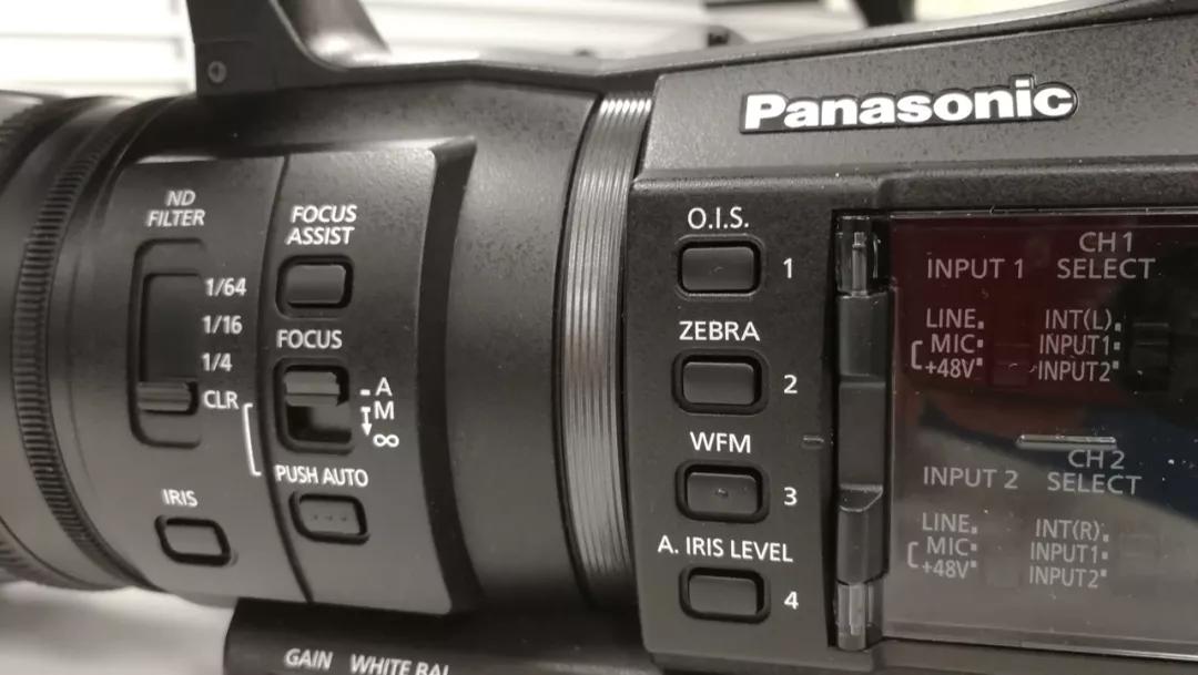 【重磅发布】松下最新发布两款全新一代4K手持摄像机