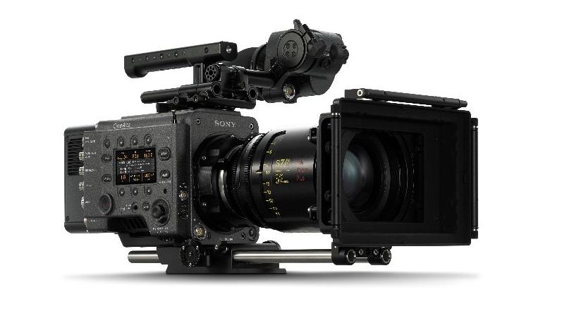 索尼CineAltaV摄影机高帧率性能将提升至4K 120fps