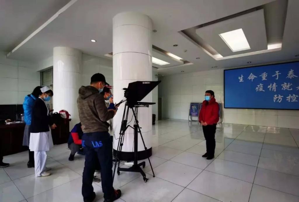 """广西卫视直播_广西广播电视台:跑出抗疫传播的""""加速度"""" - 依马狮视听工场"""