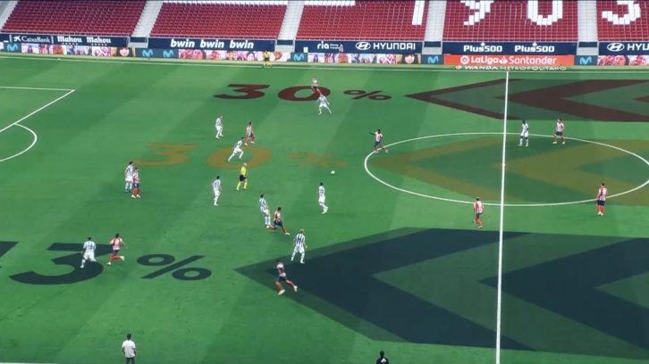 西甲电视频道新赛季推出3D图形 - 依马狮视听工场